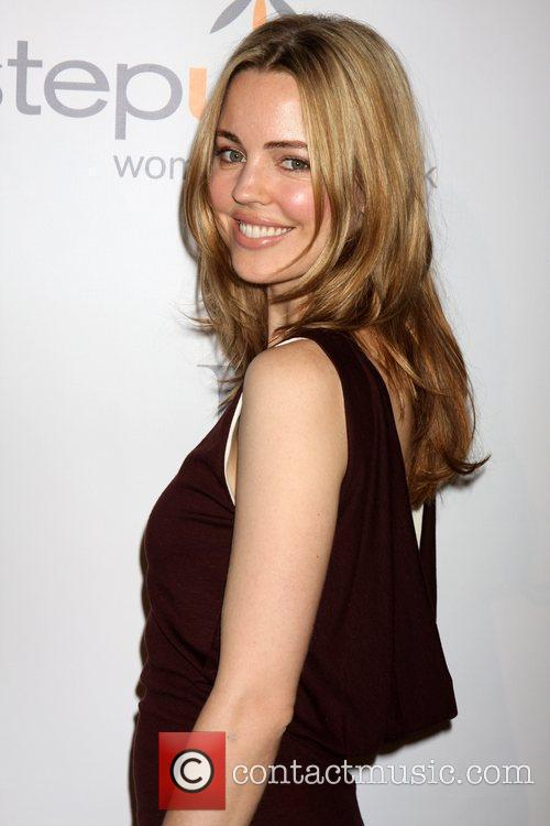 Melissa George and Beverly Hilton Hotel 11