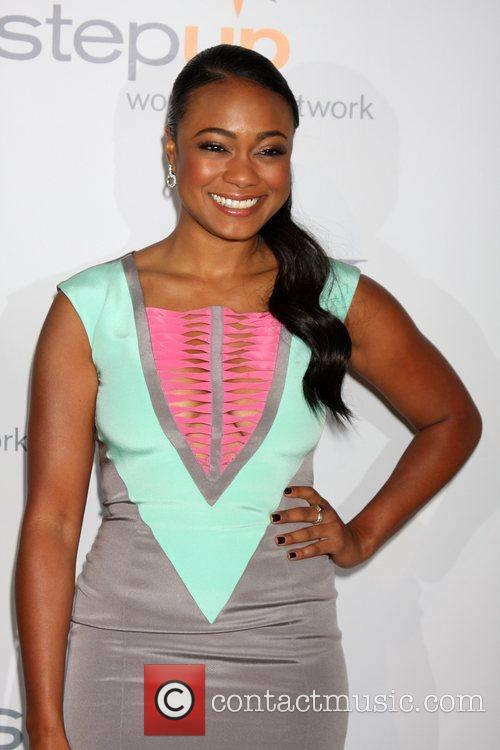 Tatyana Ali and Beverly Hilton Hotel 10