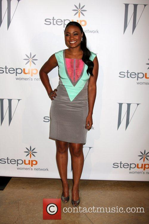 Tatyana Ali and Beverly Hilton Hotel 11