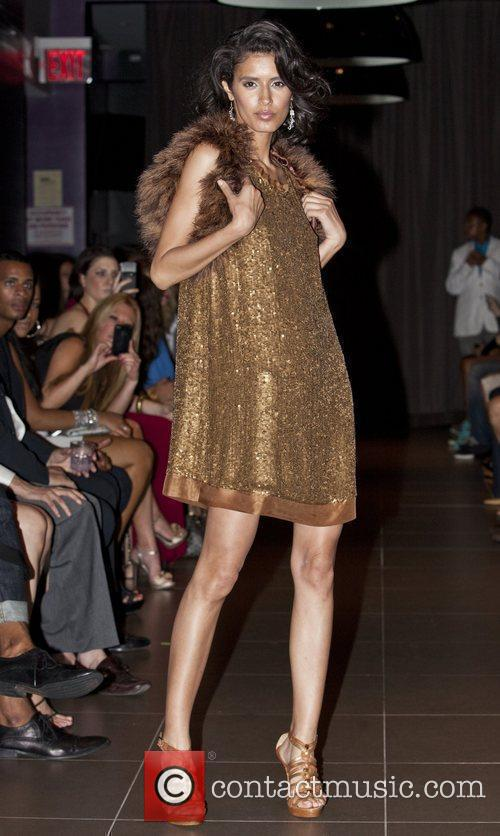 Stephen Mikhail Resort 2012 Fashion Show to benefit...