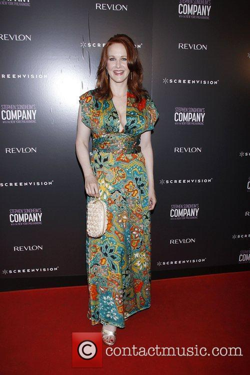 Katie Finneran  Film premiere of the New...