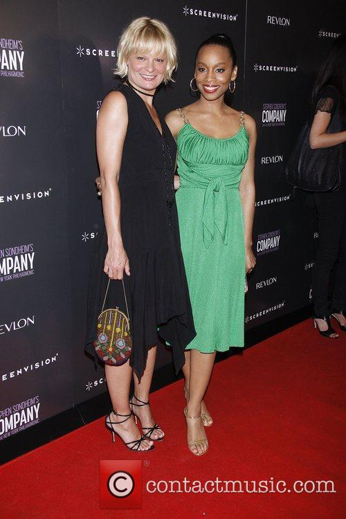 Martha Plimpton and Anika Noni Rose  Film...