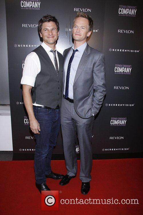 David Burtka and Neil Patrick Harris  Film...