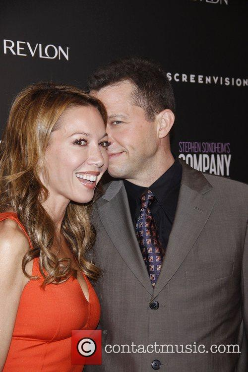 Lisa Joyner and Jon Cryer  Film premiere...