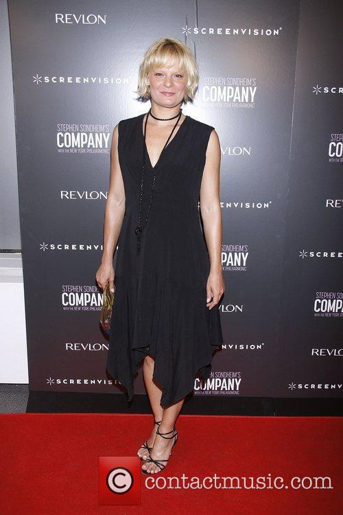 Martha Plimpton  Film premiere of the New...