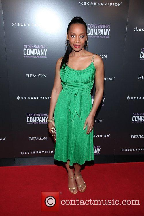 Anika Noni Rose  Film premiere of the...