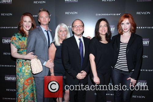 Neil Patrick Harris, Andrew H. Walker, Christina Hendricks...