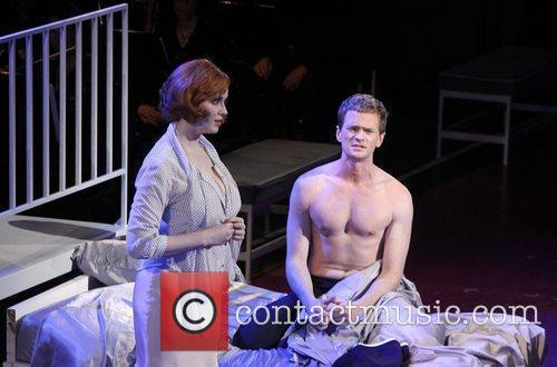 Christina Hendricks and Neil Patrick Harris 5