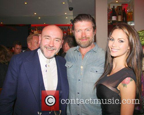 Mark Powell, Jessica Jane Clement (the Hustle) and...