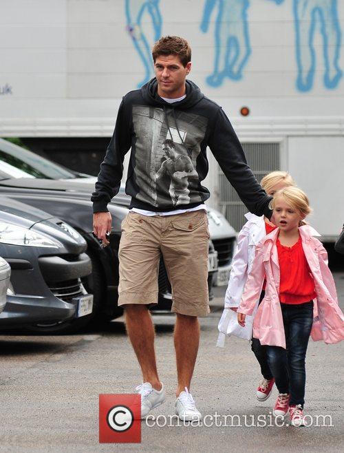 Steven Gerrard 11
