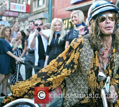 Aerosmith and Steven Tyler 13