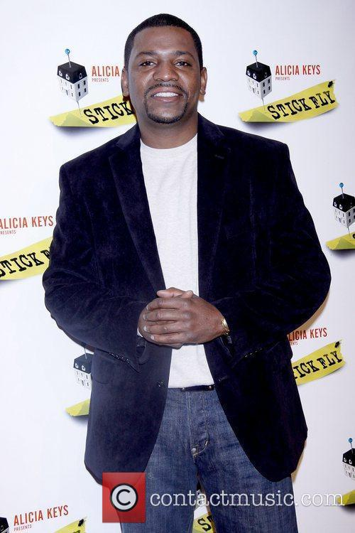 Mekhi Phifer and Times Square 3