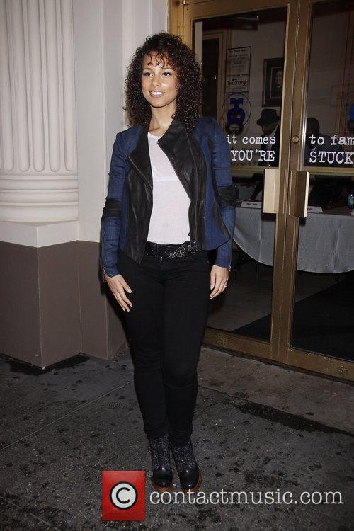 alicia keys celebrates the broadway premiere of 5755791