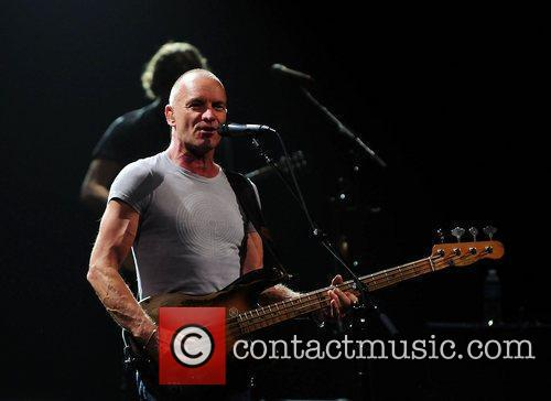 Sting  performs live at Fillmore Jackie Gleason...