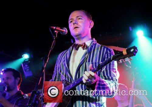 C.W. Stoneking performing at Liverpool O2 Academy Liverpool,...
