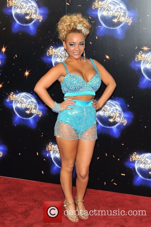 Strictly Come Dancing launching event held at the...