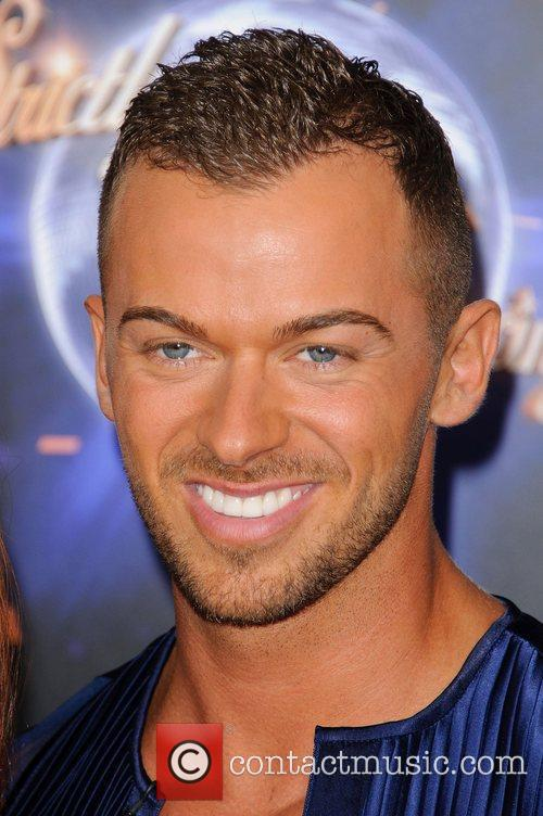 Artem Chigvintsev - Strictly Come Dancing launching event ...