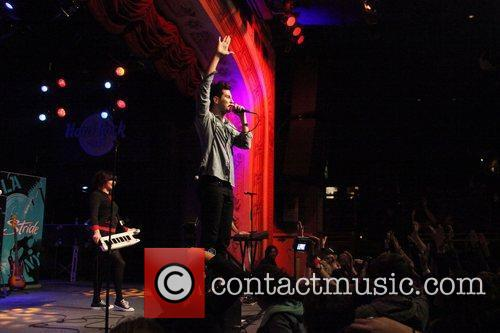 Stride SHIFT presents Cobra Starship in concert at...