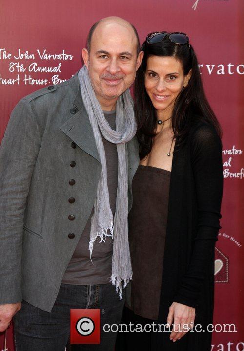 John Varvatos And Joyce Varvatos 7