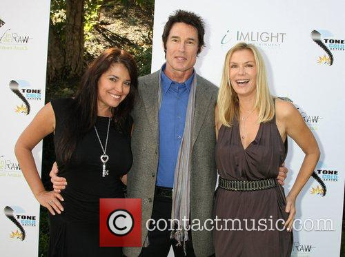 Ronn Moss and Katherine Kelly Lang 2