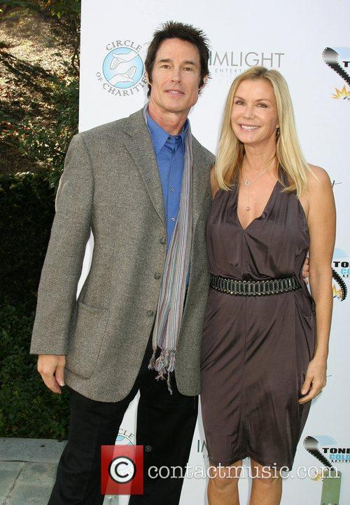 Ronn Moss and Katherine Kelly Lang 6