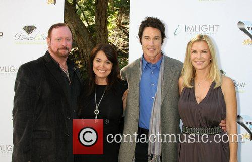 Ronn Moss and Katherine Kelly Lang 3