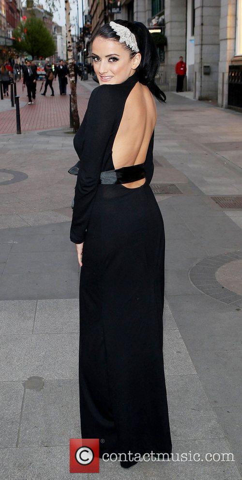 Virginia Macari  Celebrities at Harry's American Style...
