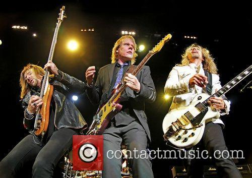 Styx Performing at Manchester MEN Arena