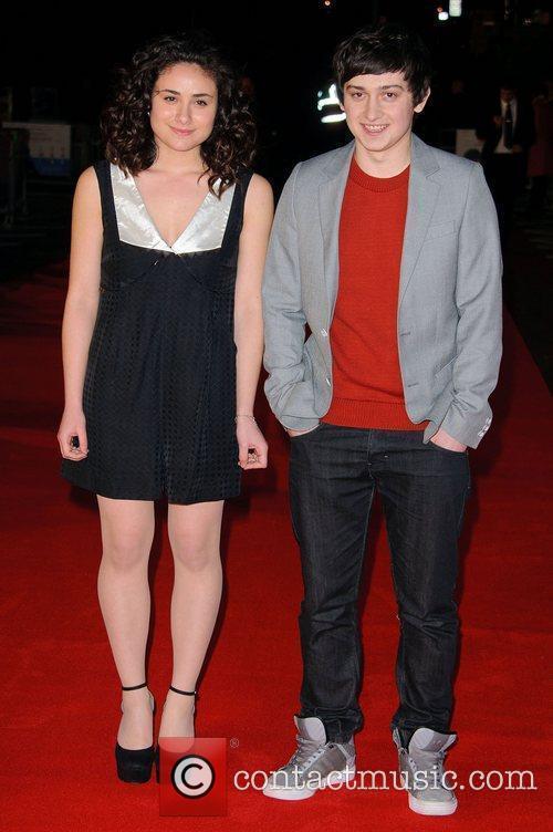 Yasmin Paige and Craig Roberts 2