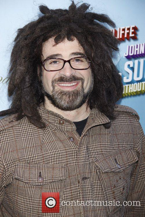 Adam Duritz Opening Night of the Broadway musical...