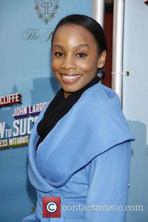 Anika Noni Rose Opening Night of the Broadway...