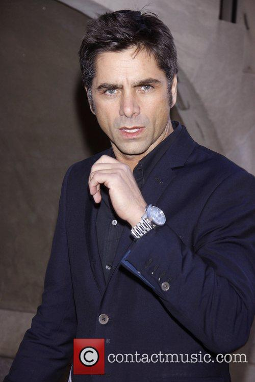 John Stamos Opening Night of the Broadway musical...