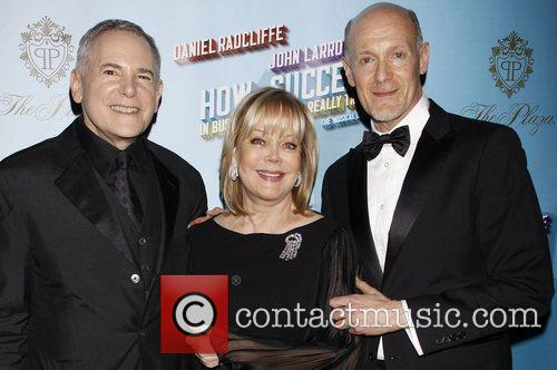Craig Zadan and Candy Spelling 2