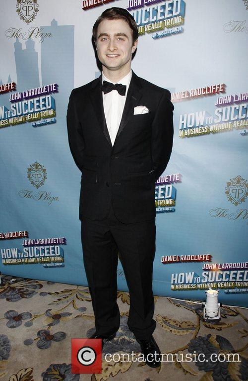 Daniel Radcliffe Opening Night after party for the...