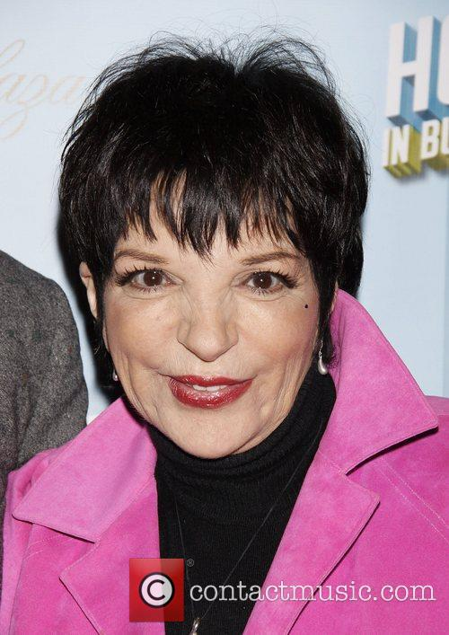Liza Minnelli  Opening Night after party for...