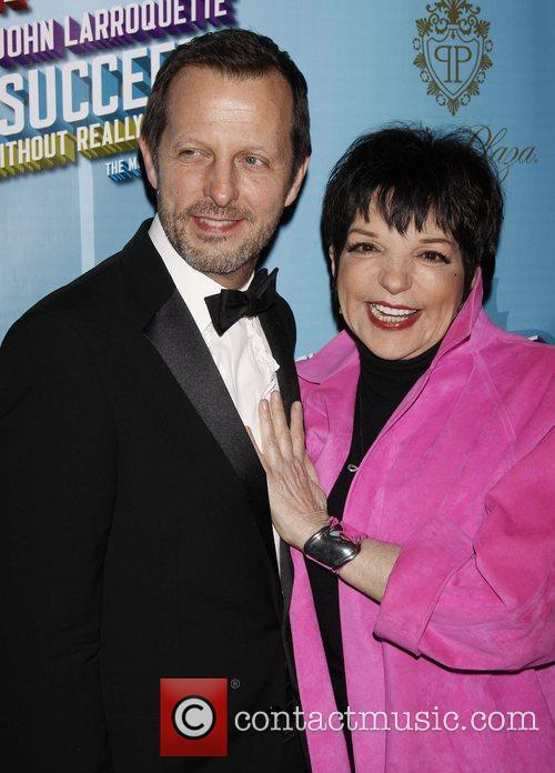 Rob Ashford and Liza Minnelli