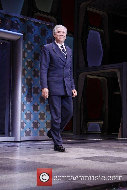 John Larroquette Opening Night of the Broadway musical...