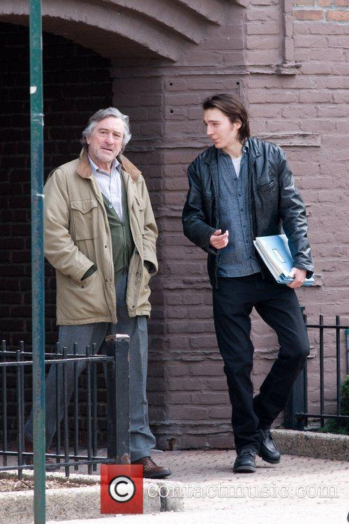 Robert De Niro and Paul Dano 10