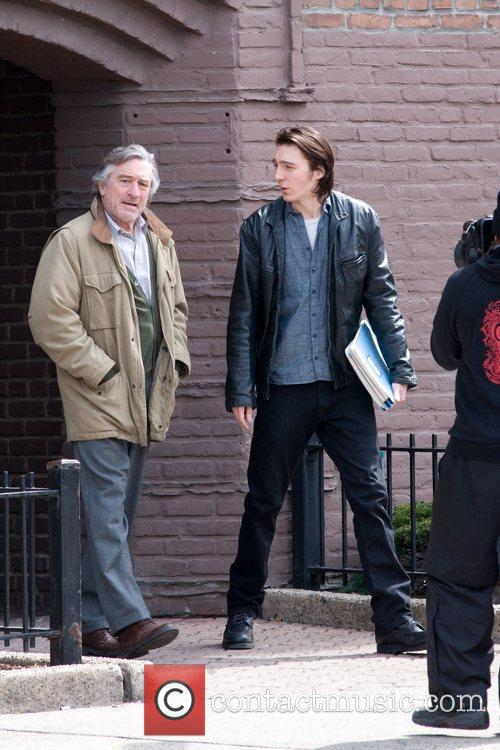 Robert De Niro and Paul Dano 11