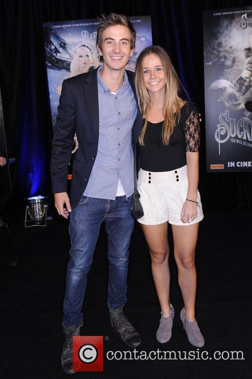 Atmosphere The premiere of 'Sucker Punch' at Event...