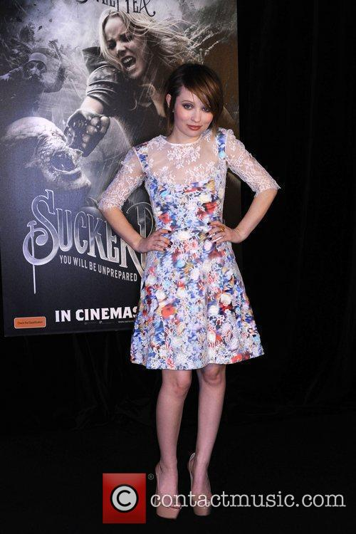 The premiere of 'Sucker Punch' at Event Cinemas