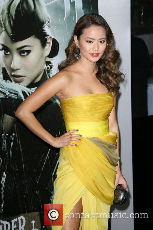 Jamie Chung Warner Bros. Pictures Los Angeles Premiere...