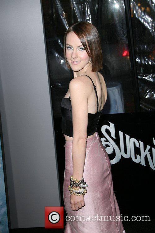 Jena Malone Warner Bros. Pictures Los Angeles Premiere...