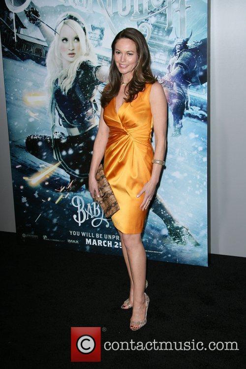 Diane Lane Warner Bros. Pictures Los Angeles Premiere...