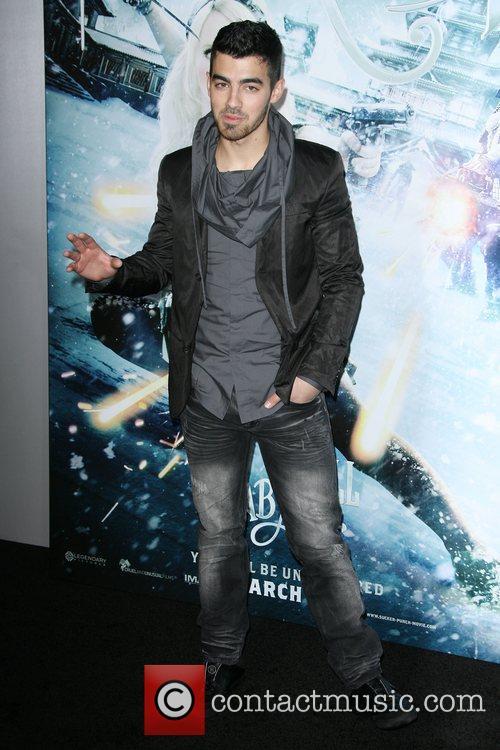 Joe Jonas Warner Bros. Pictures Los Angeles Premiere...
