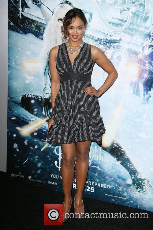 Sharon Leal Warner Bros. Pictures Los Angeles Premiere...