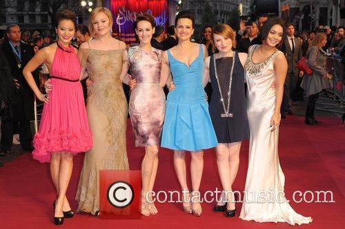 Jamie Chung, Abbie Cornish, Carla Gugino, Emily Browning, Jena Malone and Vanessa Hudgens 3