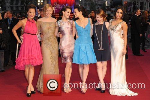 Jamie Chung, Abbie Cornish, Carla Gugino, Emily Browning, Jena Malone and Vanessa Hudgens 5