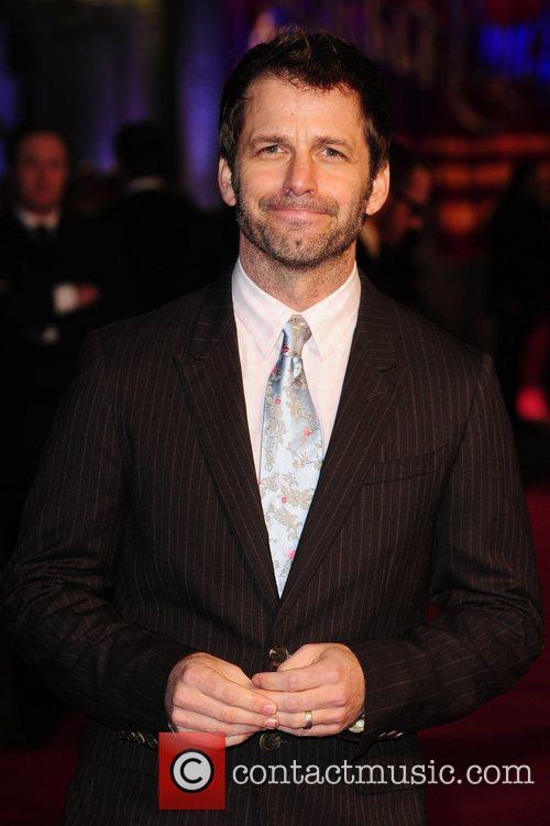 Zack Snyder snubs Star Wars role