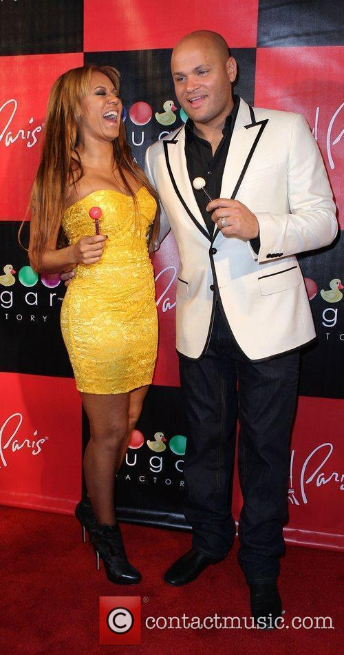 Mel B and Stephen Belafonte 11